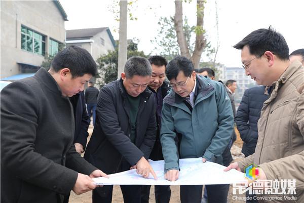 市领导调研水利建设和河长制工作时要求 保清洁保安全保生产保民生