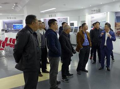 郴州:临武县考察先进地区健康养老先进经验