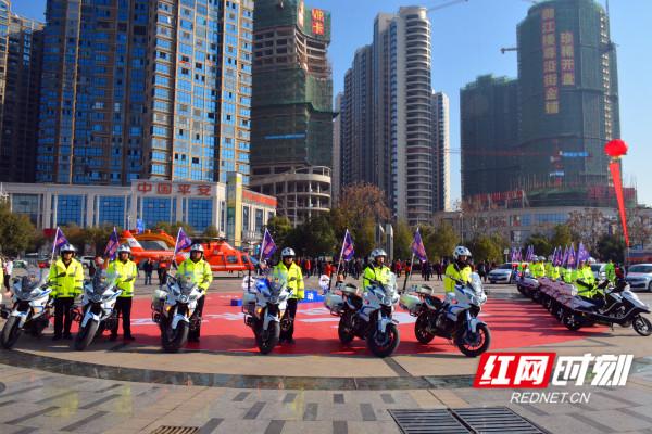 永州:警保联动让道路交通事故快处快赔步入创新高地
