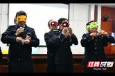 津市交警大队举行法律知识趣味竞赛