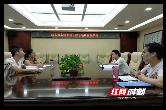 桃源县文体广新局狠抓窗口服务 提升群众满意度
