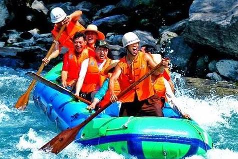 2018湖南县域旅游经济增长质量报告 石门跨入前20强