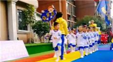 萌翻人的幼儿足球文化节
