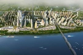 滨江金融商务区