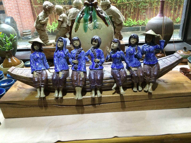 组图丨15件长沙铜官窑作品将代表湘瓷亮相芬兰