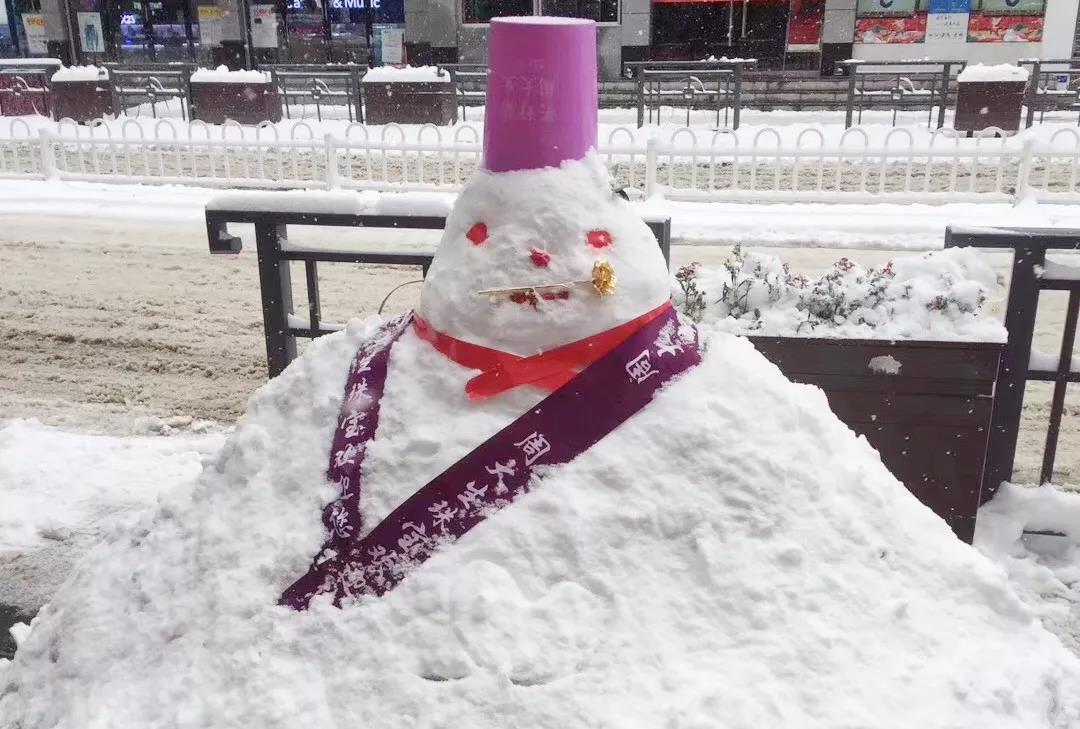 雪人这么多,您最爱哪个呢?