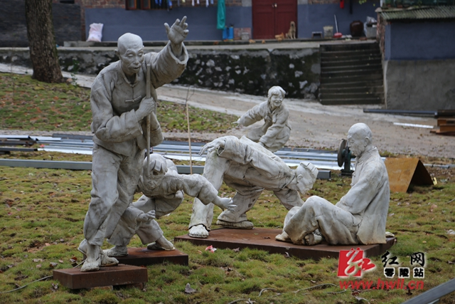 零陵马坝村:乡村振兴春潮涌
