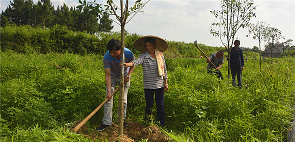 脱贫攻坚工作新闻摄影展:白水洞村的幸福答卷