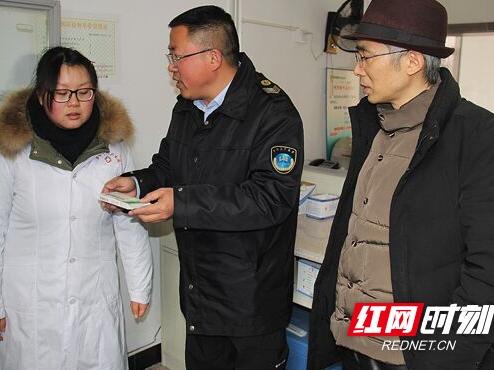张家界:慈利县加强疫苗监管确保接种安全有效