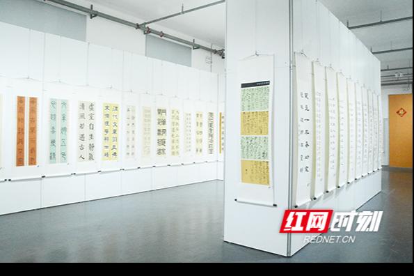 一笔一纸一世界  1015幅湖湘少儿书画惊艳亮相!
