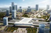 官宣:常德高铁站规划方案公布,重新定义城市中心