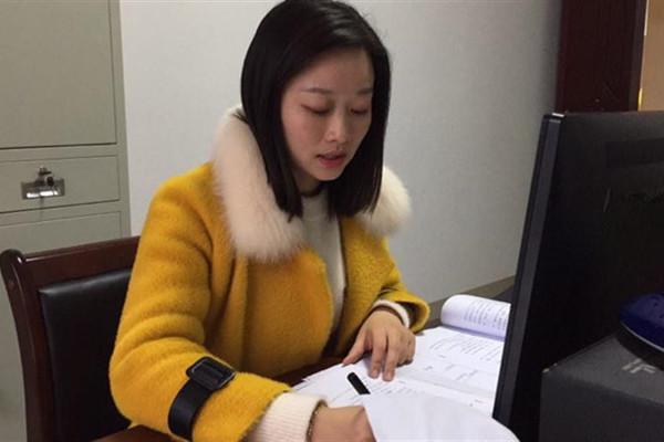 永州市医疗废物集中处置有限公司办公室主任熊琳。.jpg