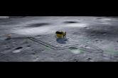 """嫦娥四号着陆器和""""玉兔二号""""巡视器顺利度过月夜 开展第二月昼工作"""
