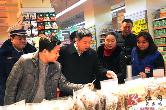 安乡县领导带队检查安全生产 确保春节期间安全稳定
