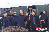 澧县:徐荩调度农村人居环境整治工作
