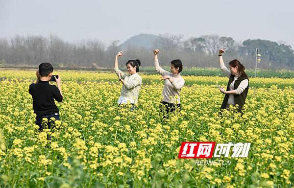道县:春节假日前四天,景区共接待游客18.2万人次