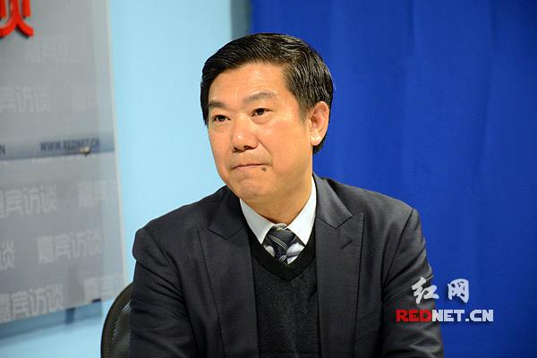 县区委书记访谈丨冯德校:跑出高质量发展东安加速度