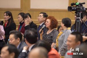 湖南代表团将于7日下午向中外媒体开放