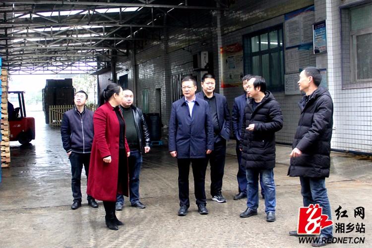 周俊文:一心一意推动传统产业转型升级