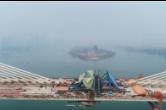 湘江航道水位持续上涨