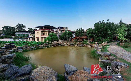 东安:环境整治提升村容村貌 全面打响乡村振兴首仗