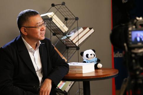 Lyu Huanbin: Changing the channel