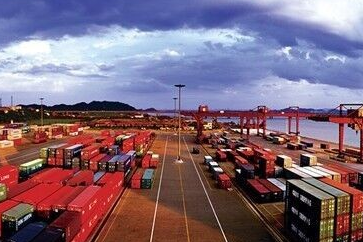 Changsha's First Logistics and Port Service Center Established