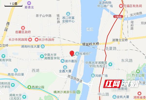 """24家企业中意长沙滨江""""网红""""双限地 4月1日摇号找""""婆家"""""""