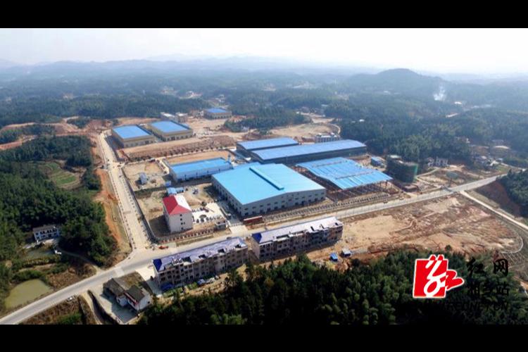 金石镇工业小区:在承接产业转移中实现赶超发展
