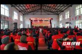 安乡陈家嘴镇召开2019年党委经济工作会