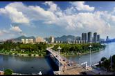 湘乡市首届福文化节暨旅游博览会开幕