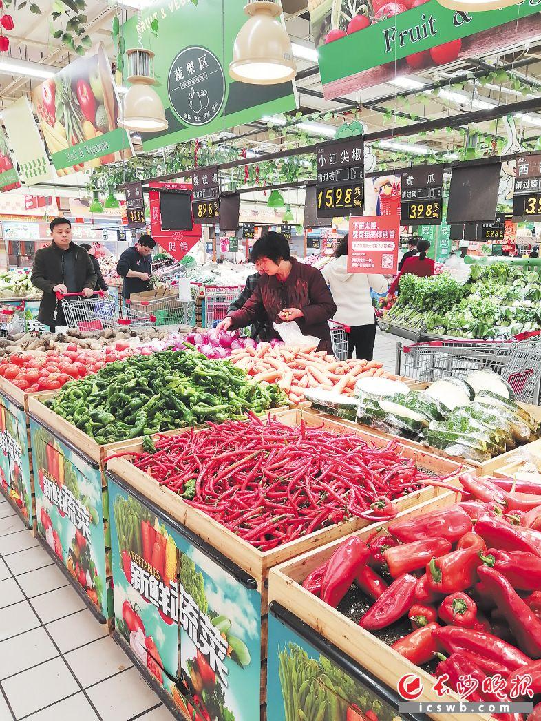"""外地辣椒受天气影响,供应量减少30%""""身价""""大涨"""