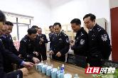 武陵公安基层派出所建设获全省警保会议与会代表点赞