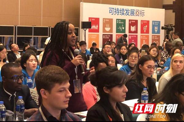总书记鼓励的盛会:为一带一路建设贡献青春力量