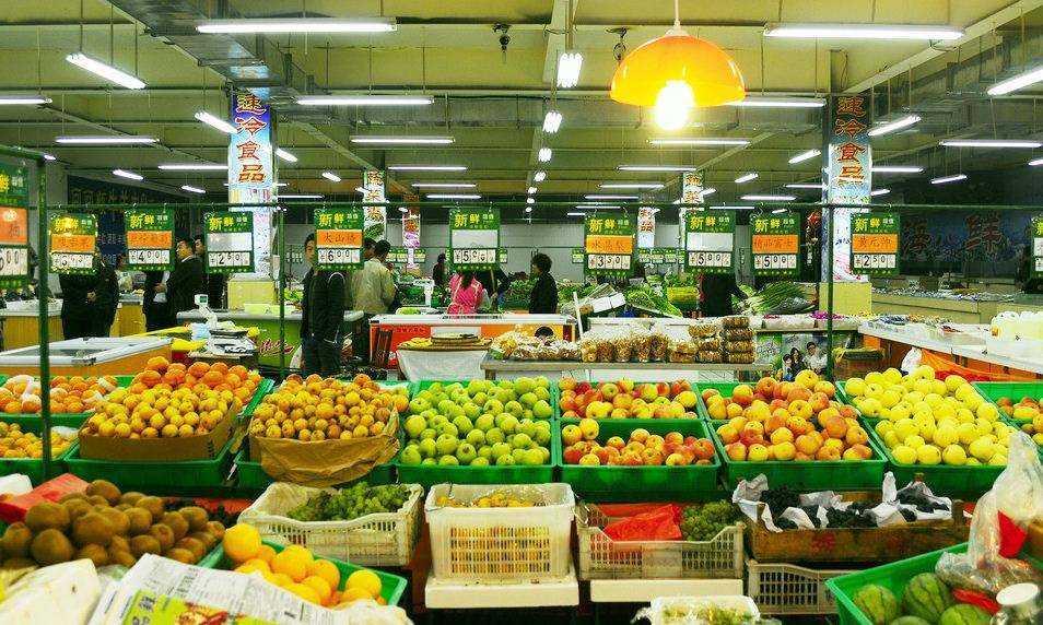 人民日报丨长沙农贸市场提质升级:菜场变样 市容更靓
