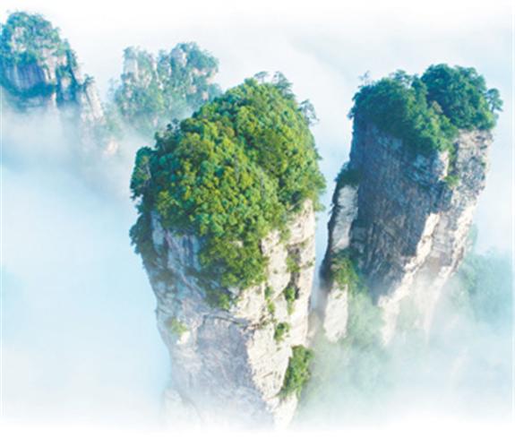 """从种山林到种风景(新中国的""""第一""""·70年)"""