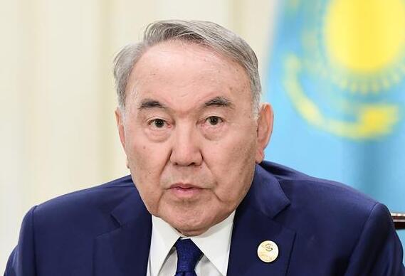 """哈萨克斯坦首任总统:""""一带一路""""是前景广阔的伟大倡议"""