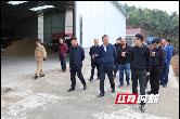 农业农村部农机推广总站领导来石门调研