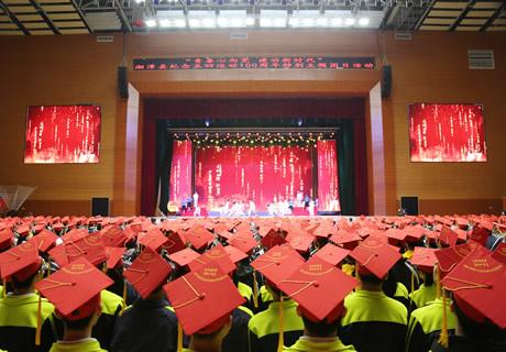 莲乡800余青年集体成人礼纪念五四运动100周年