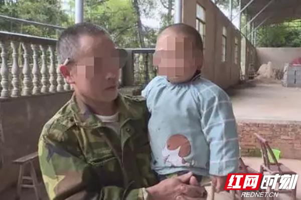 母亲带孩子贩毒被抓后续——看到红网报道  父亲终于找到亲生儿子