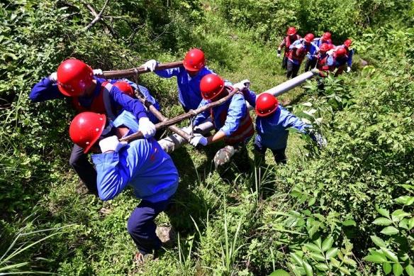 China Telecom Enhances Network Capabilities in Huangshi Reservoir Area