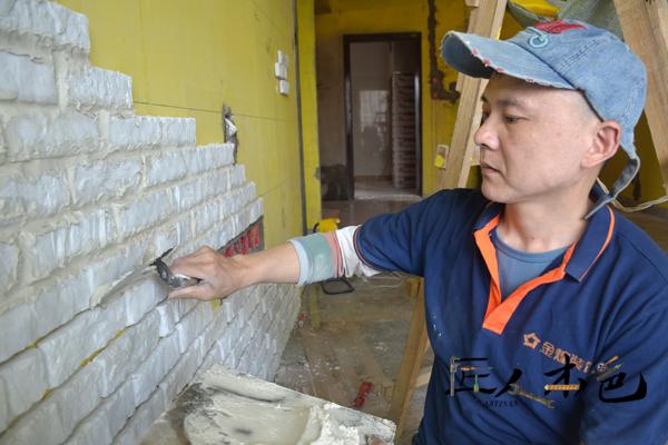 匠人本色丨 泥工刘卫国与500户新房的装修故事