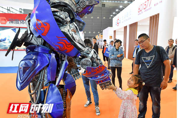 In pics: Amazing! Changsha International Construction Equipment Exhibition