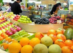 """冷水滩:水果价格普遍上涨 市民直呼""""吃不起"""""""