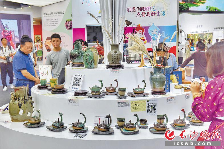第十五届深圳文博会闭幕 长沙荣获多项大奖