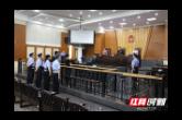 株洲荷塘区法院集中宣判两起涉恶案 19名被告人被判处有期徒刑