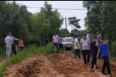 道县多部门联合依法打击非法开采高粘土违法行为