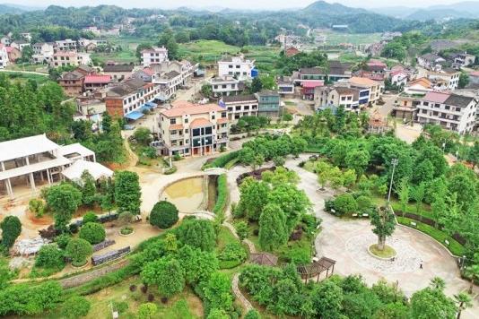 Coal Mine Turns into a Livable Village