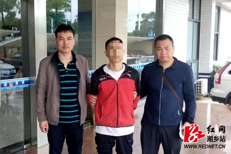 千里追凶!湘乡警方奔赴深圳抓获潜逃14年命案逃犯!