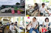 中沙镇:干群齐献血 谱写奉献情